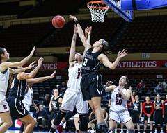 UCM vs SNU Women's Basketball 2018