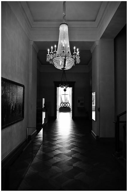 Inside Villa Hügel, RICOH PENTAX K-3 II, smc PENTAX-DA 15mm F4 ED AL Limited