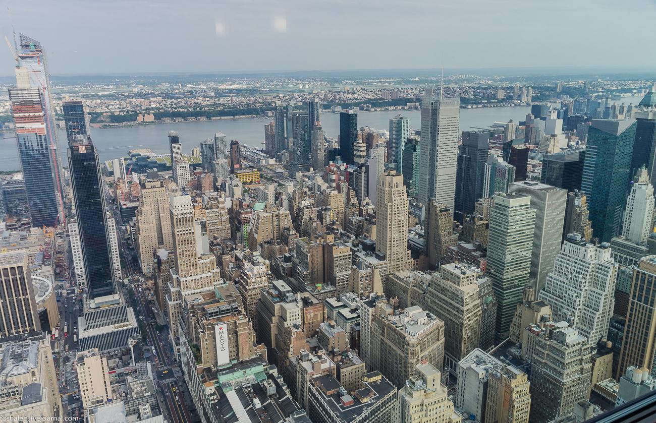 Нью-Йорк_Empire State Building-8
