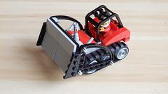 How to Build Modified 60140 Bulldozer Break-In (4K)