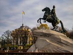 Saint PetersburgSaint - Bronze Horseman (Медный всадник) 1