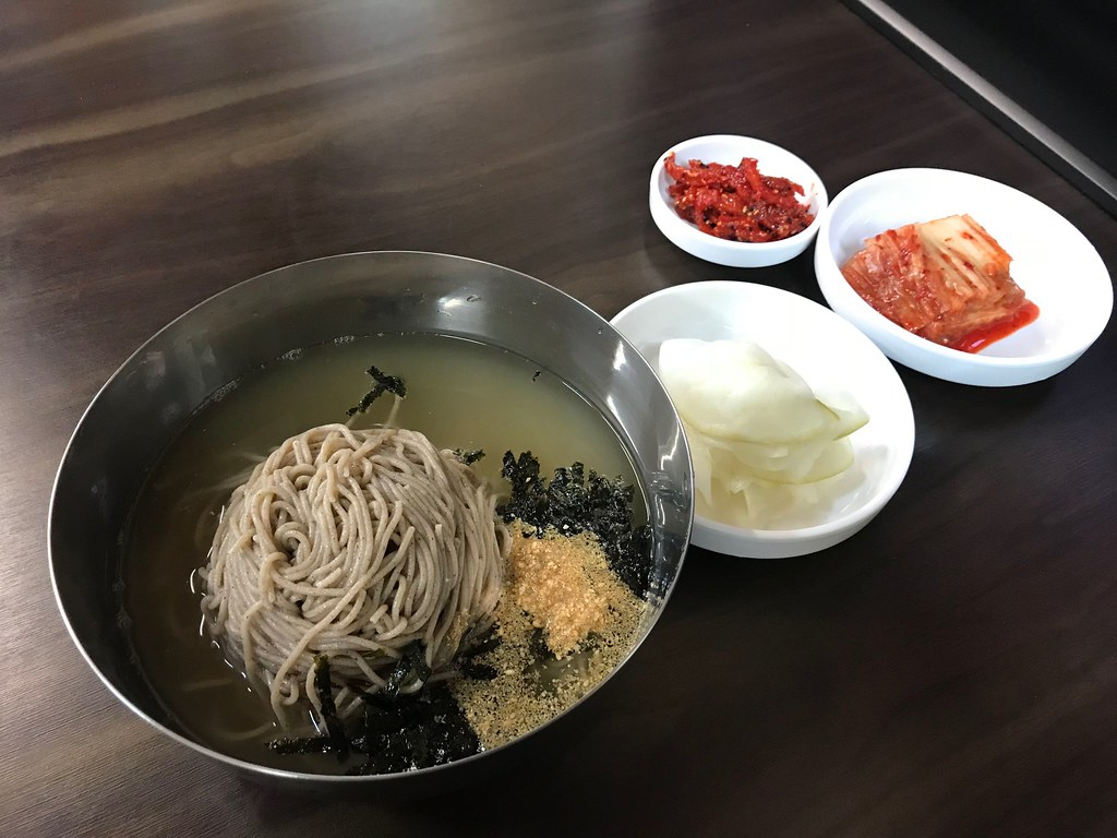 Bangbae yangyang makkuksu