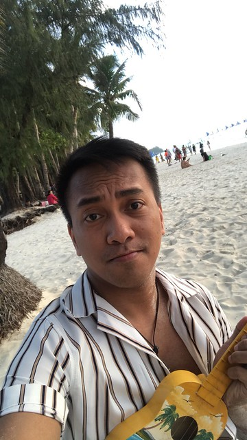 Pixel Perfect in Boracay with Zenfone 5