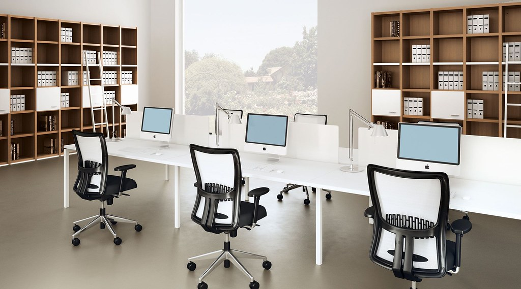 Modern Design office chairs great for modern office aesthetics - Image 3