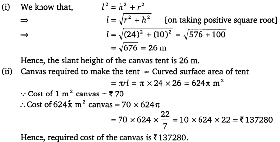 NCERT Solutions for Class 9 Maths Chapter 13 Surface Area and Volumes 11