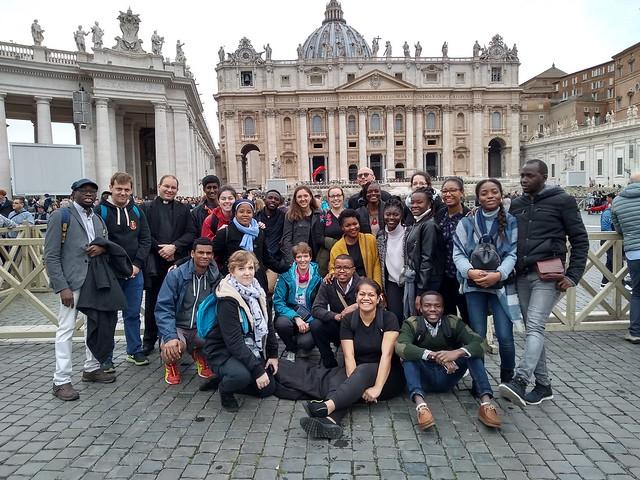 Rome, octobre 2018