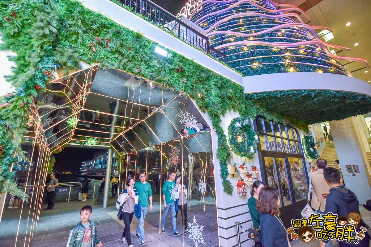 香港聖誕節 尖沙咀海港城聖誕裝飾-44