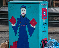 PAINT-A-BOX STREET ART [A TRIBUTE TO THE DICEMAN]-146045