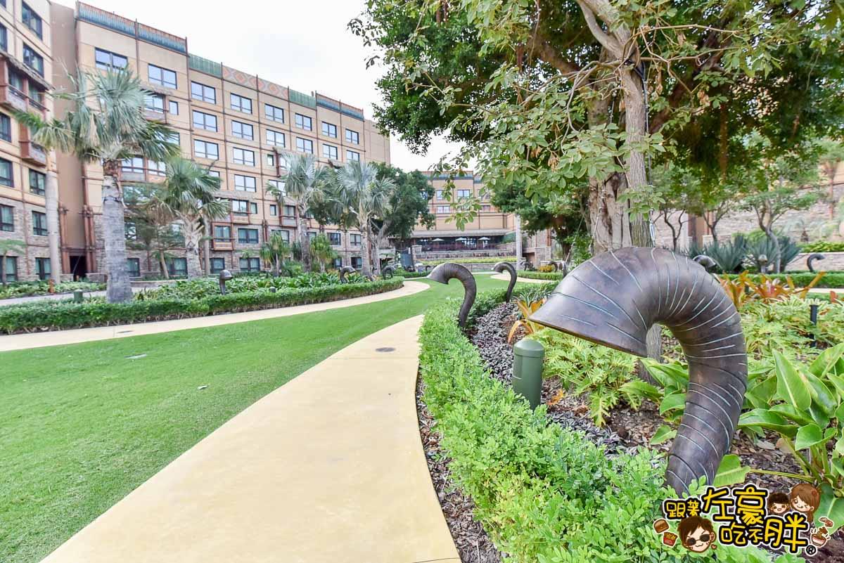 香港迪士尼探索家度假酒店-139