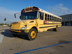 4588 - 2007 IC CE200 - Hillsborough County School Bus