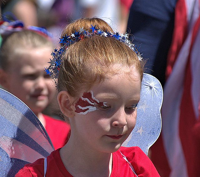 July 4th Parade Costume