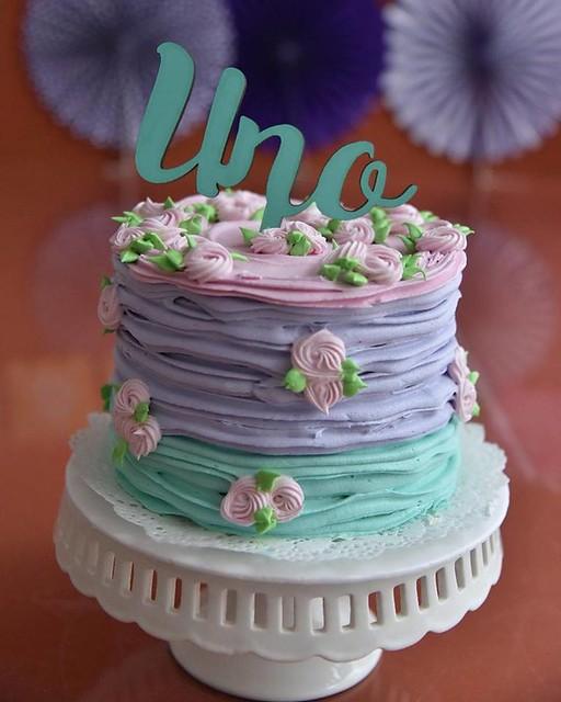 Cake by Pau Pau's Cakes