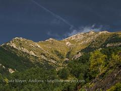 Andorra mountain landscape: Altitude 2000+ collection. La Massana, Vall nord, Andorra