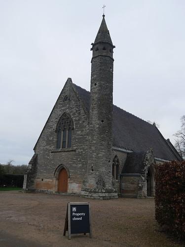 Coughton Court Church