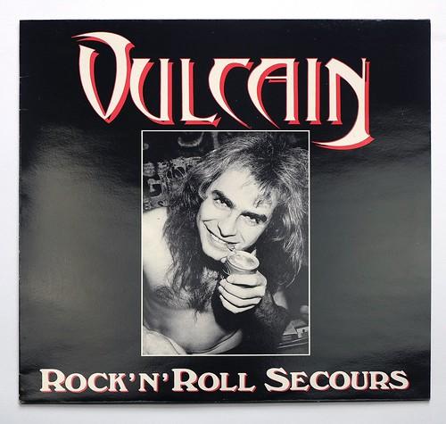 Vulcain Rock Roll Secours