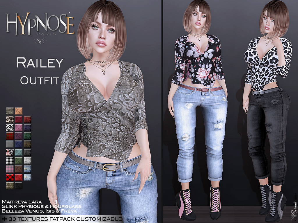HYPNOSE – RAILEY OUTFIT