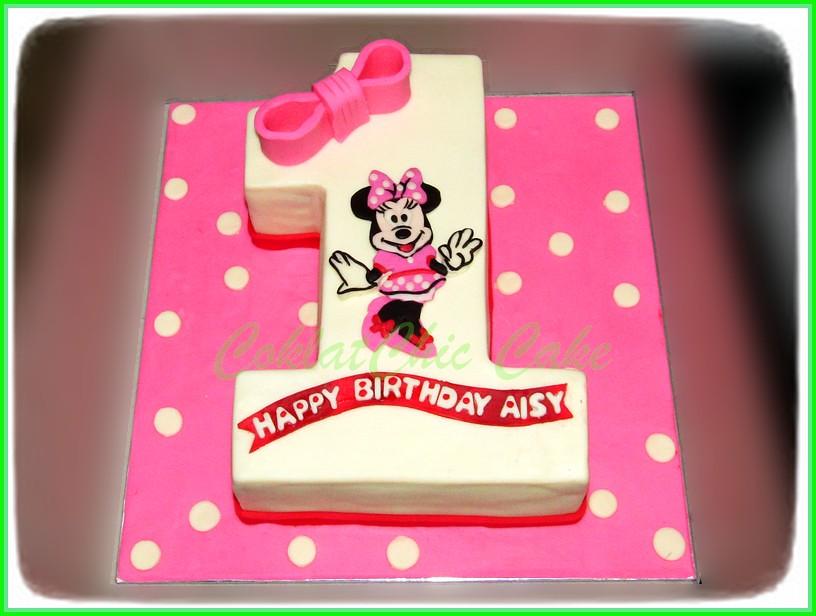Cake Minnie Mouse AISY 20 cm