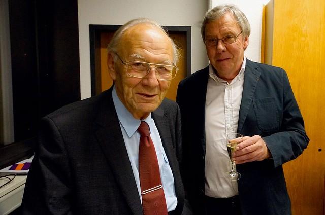 Konstantin Theuer feiert 80. Geburtstag