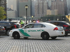 New York State Park Police Chevy Impala