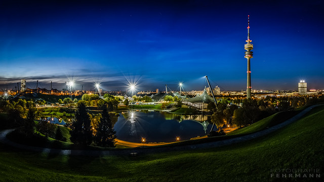 Olympiapark München, Nikon D7500, Sigma 10-20mm F3.5 EX DC HSM