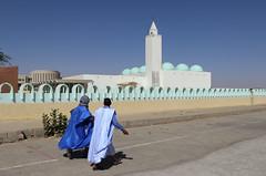 Ibn Abbas mosque, Nouakchott, Mauritania