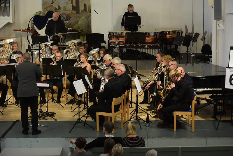 Värnamo Missionskyrkas Brassband