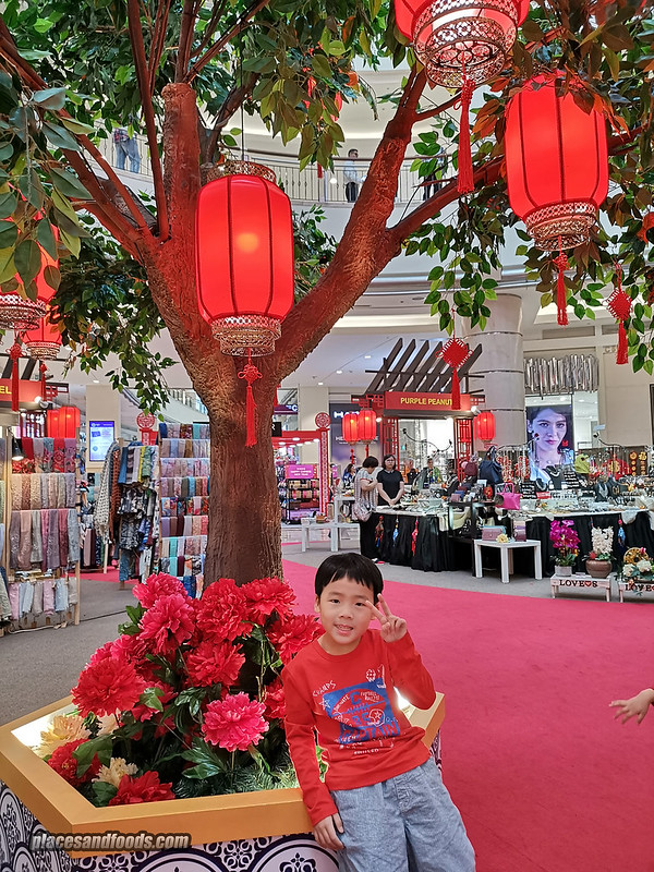 klcc cny red lattern