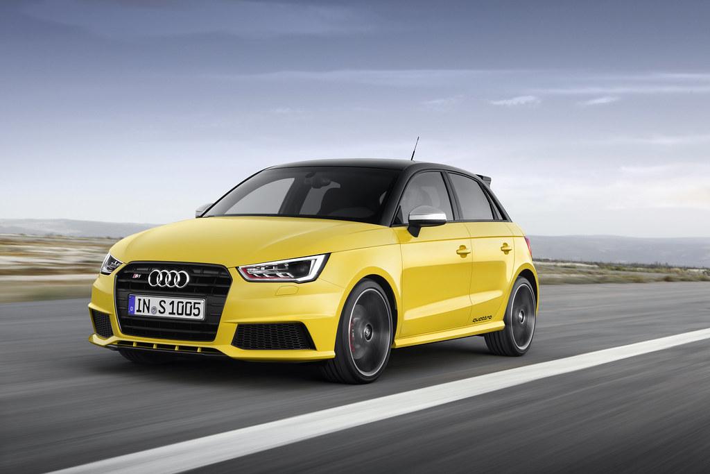 Comprar Audi S1
