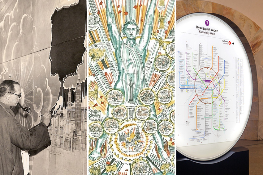 Eye Magazine | Blog | Type Tuesday: Max Gill, Adam Dant, City ID and maps