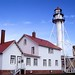 Whitefish Point Light by mfophotos