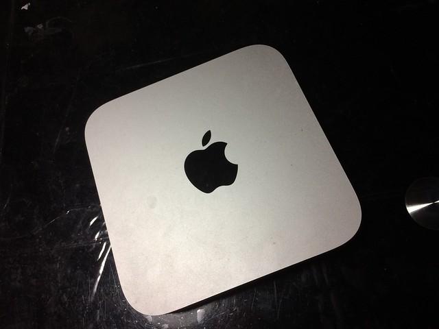 MacMini 2010 SSD導入!w