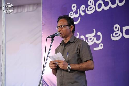 Poem by SR Prajapati, Asstt. Editor Ek Nazar Hindi