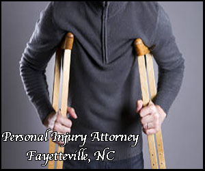 personal injury legal assistance in Fayetteville