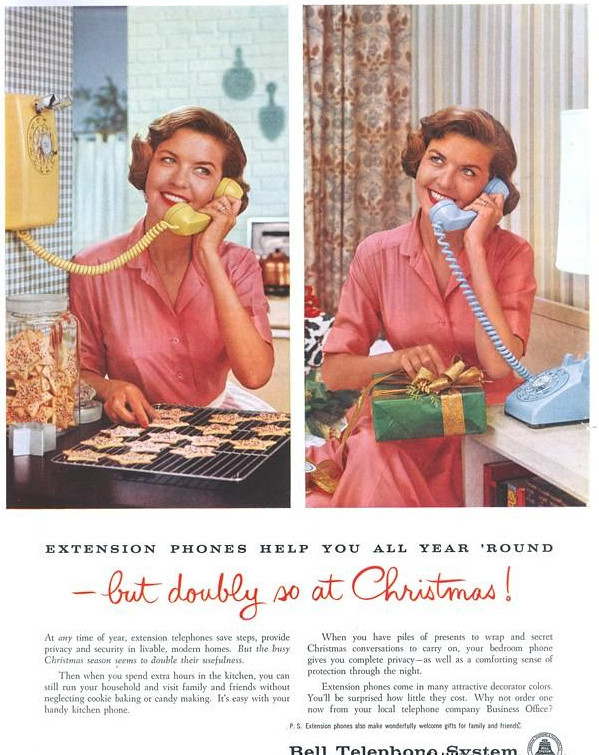 Bell Telephone System 1958