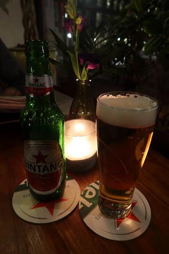 Bir Bintang = indonesisches Bier
