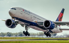 Boeing 777-200 ER Delta