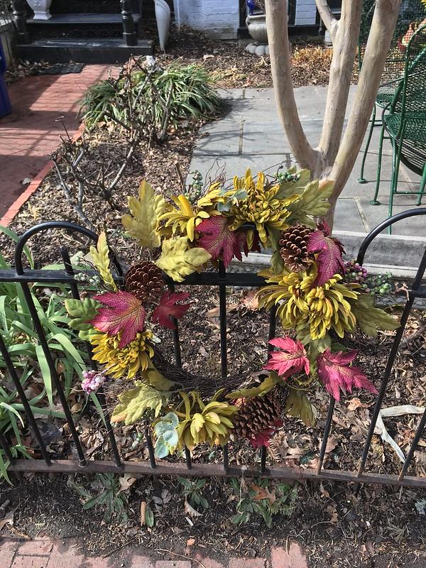 Wreath February