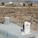 Cimetière à Mirbat