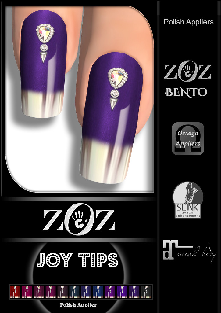 {ZOZ} Joy Tips pix L