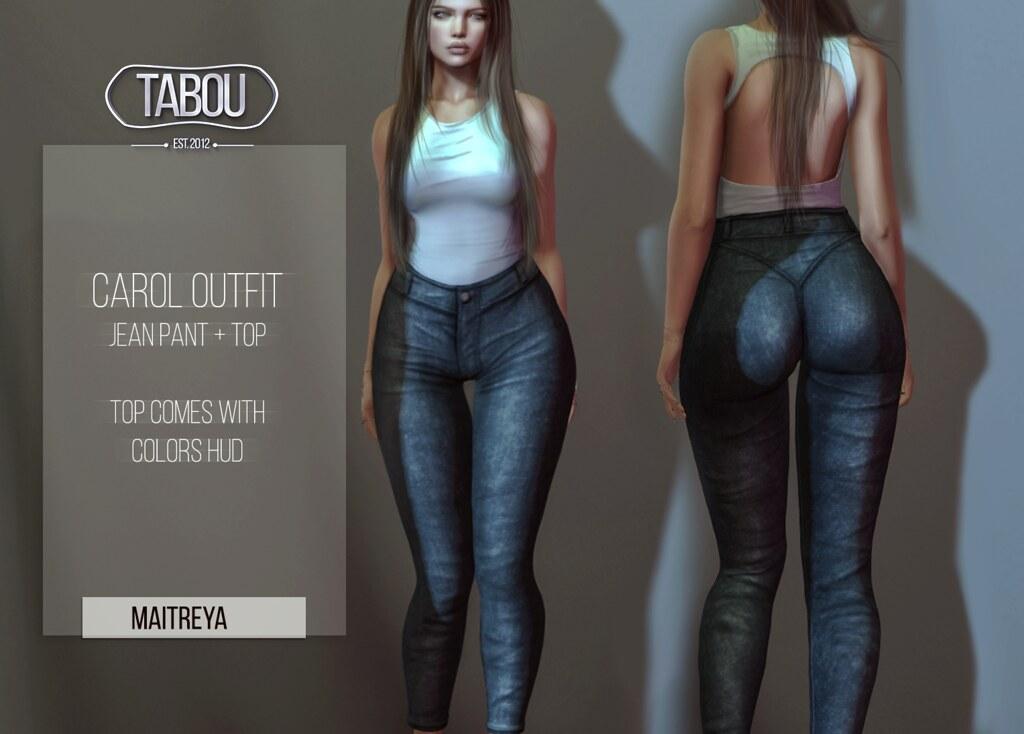 Carol Outfit @ N21