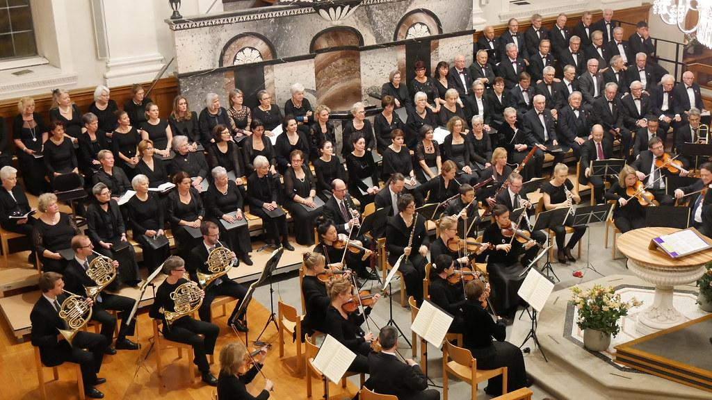 2018 Konzert ref. Kirche Uster