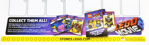 The LEGO Movie 2 Trading Cards
