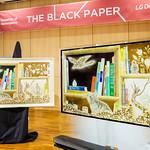 LG디스플레이가 현 시대를 대표하는 3인의 예술거장과 콜라보 프로젝트를 통해 OLED TV를 활용한 디지털 명작을 탄생시켰다.