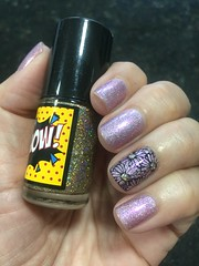 It's so Fluffly - HHC Exclusive + Beauty Big Bang 10 + Show! - DRK Nails*