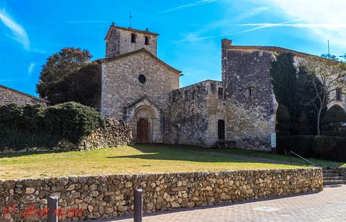 Monastir de Sant Sebastia dels Gorgs