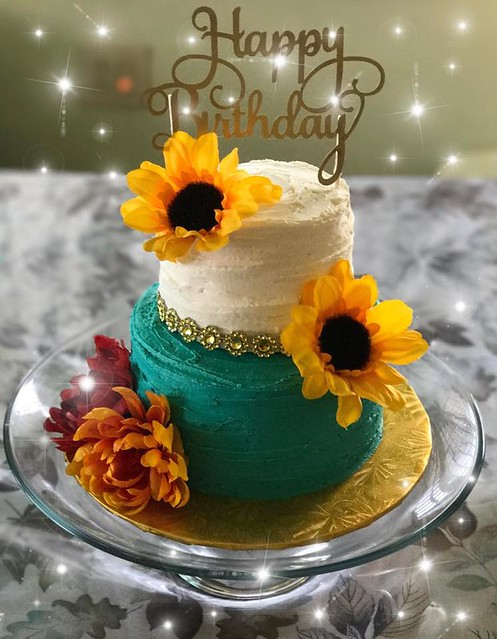 Cake by Heidi's Cakes