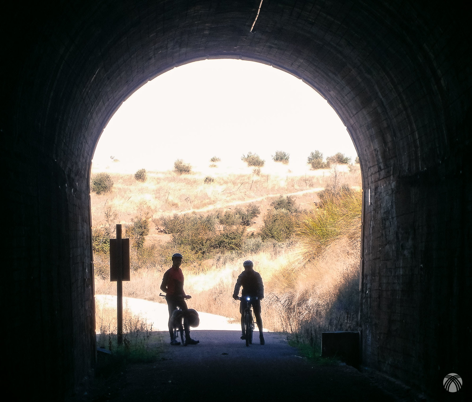 Túnel de la vía verde