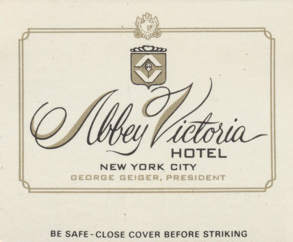 Abbey Victoria Hotel - New York, New York
