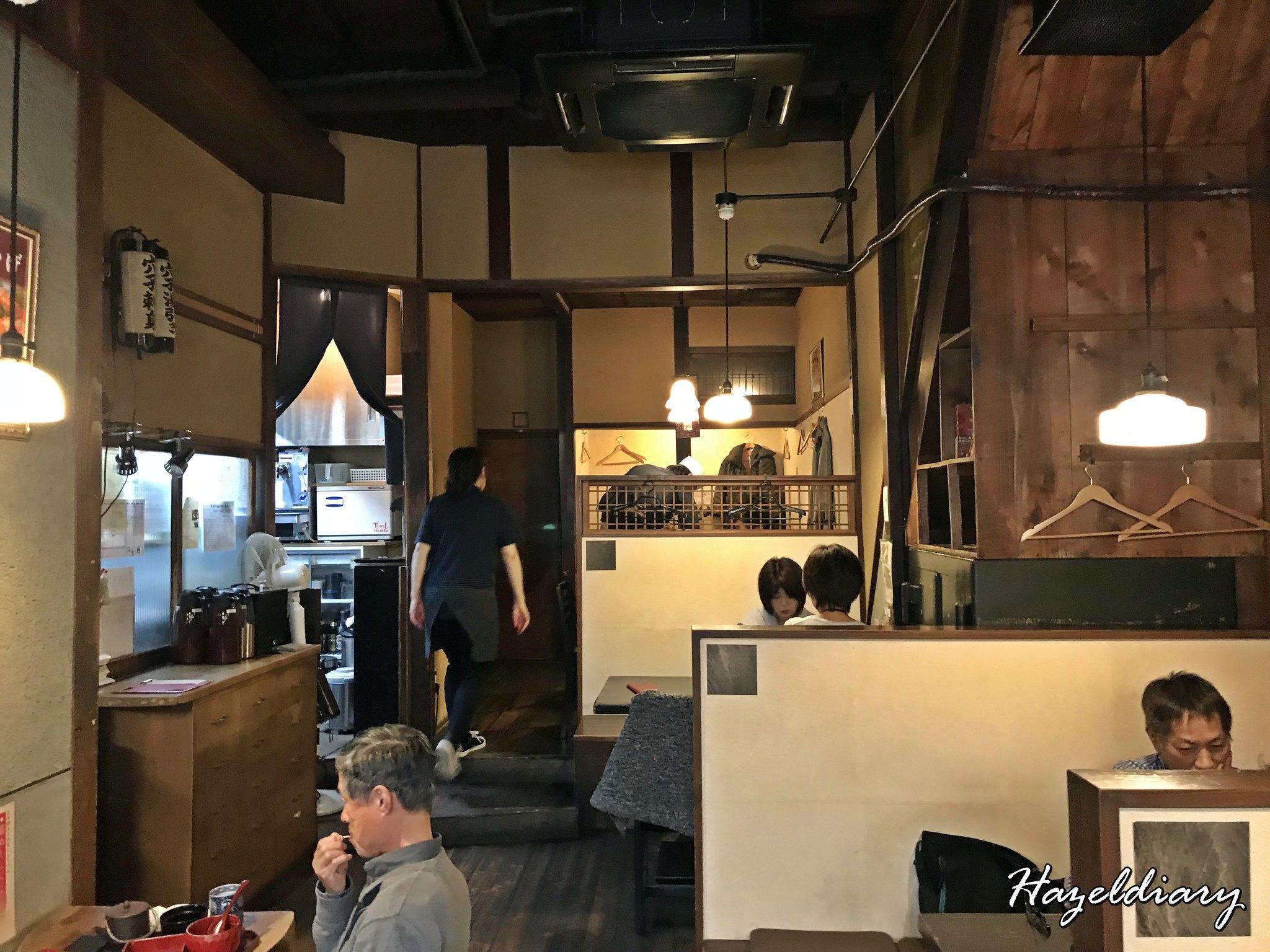 Nihonbashi Tamai-Anago-Tokyo-Interior