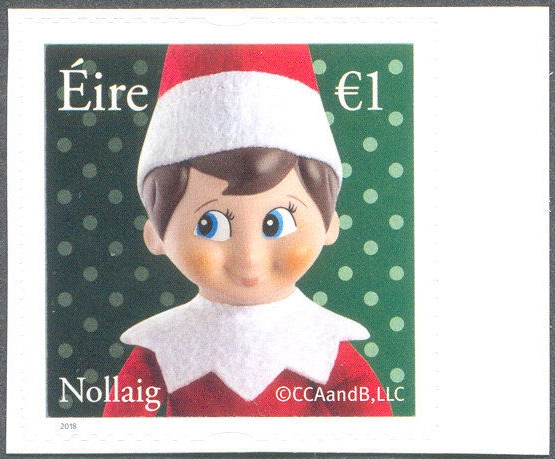 Ireland - Elf on the Shelf (2018)
